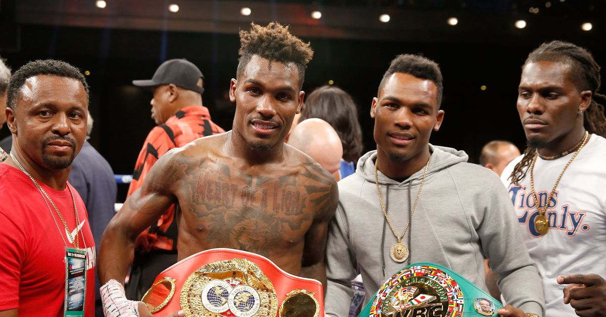 Jermall Charlo Headed Home In June  Jermell Going West For