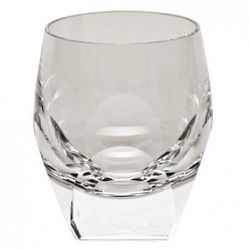 Moser Crystal barware double old fashion glass, $135