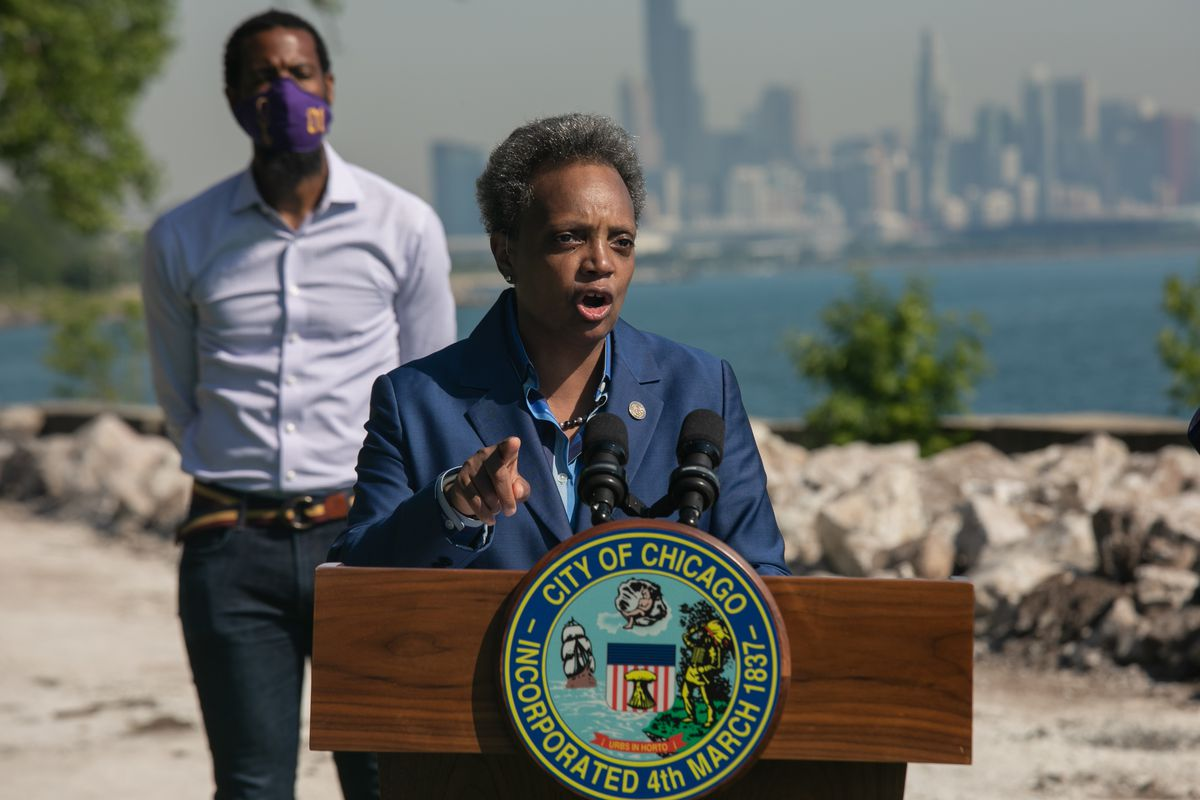 Lightfoot Calls Scooby Doo Meme Of Her Posted By Ctu Clearly Racist Chicago Sun Times