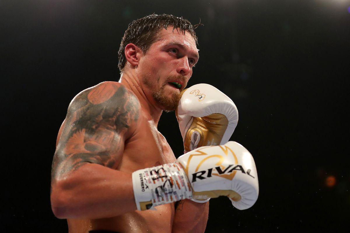 Oleksandr Usyk v Tony Bellew - Cruiserweight World Title Fight