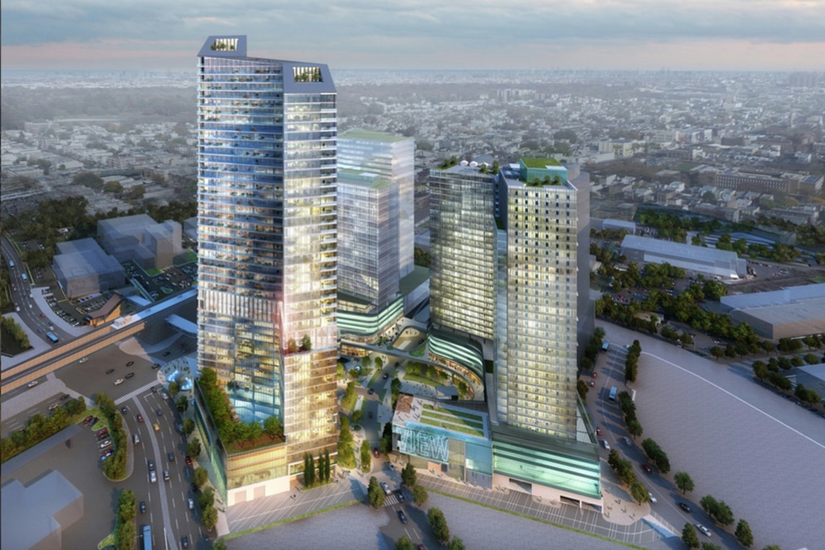 Proposed 615 Foot Tall Tower In Tysons Moves Forward With