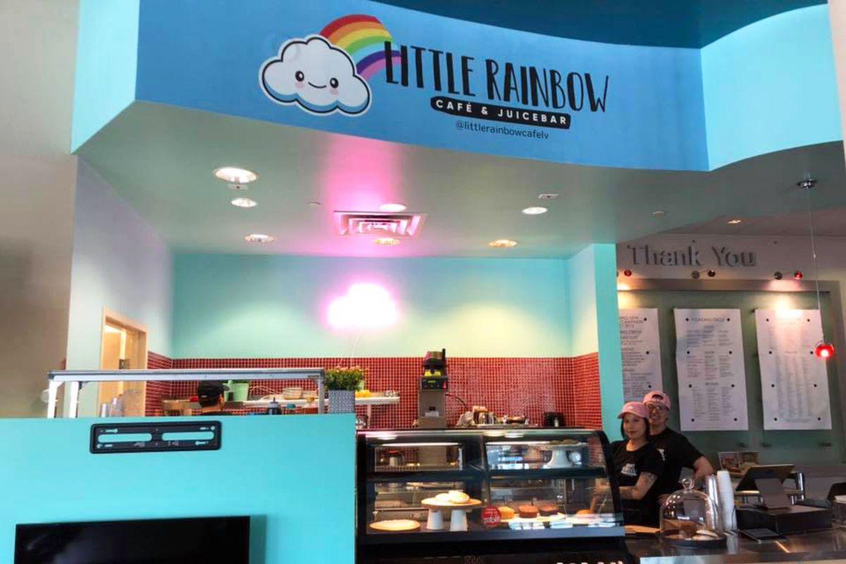 Little Rainbow Cafe