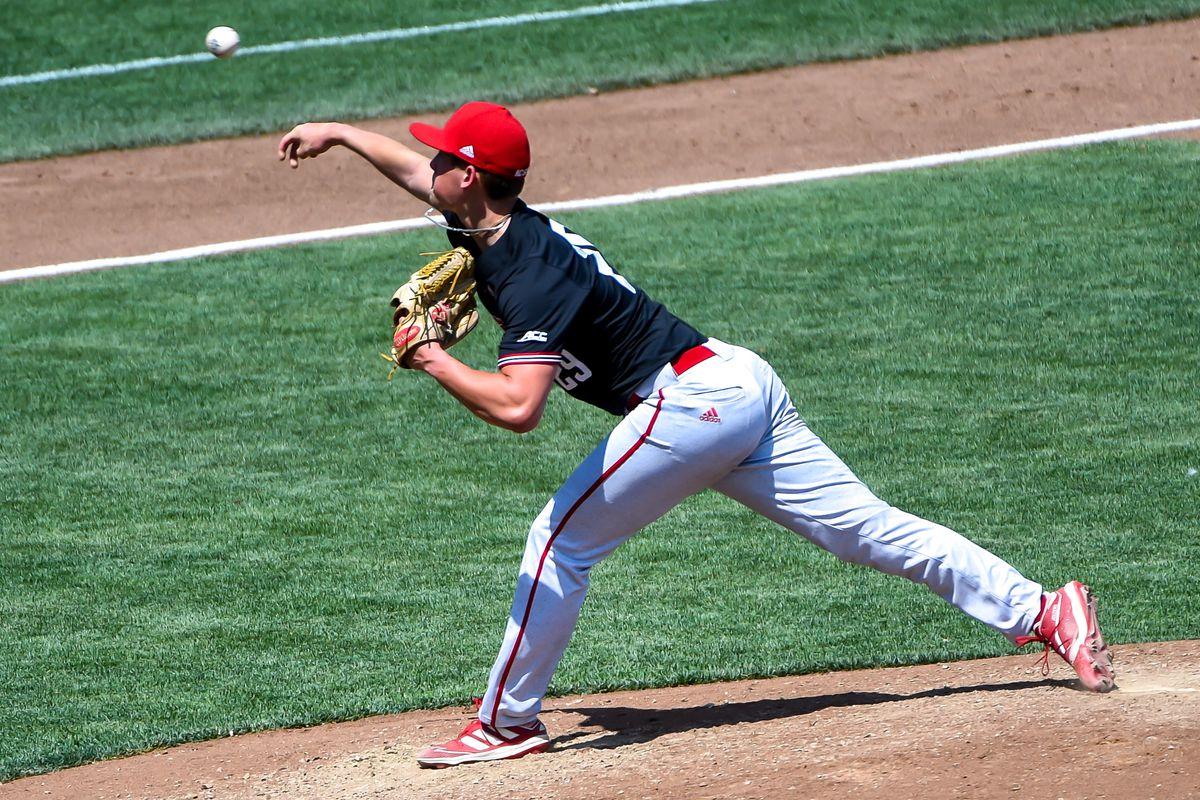 NCAA Baseball: College World Series-NC State v Stanford
