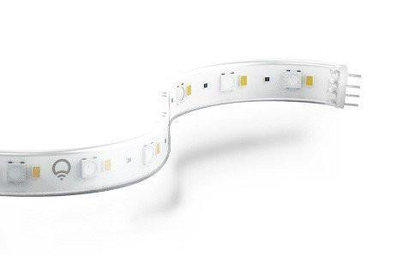 lifx updates its light strip with homekit support