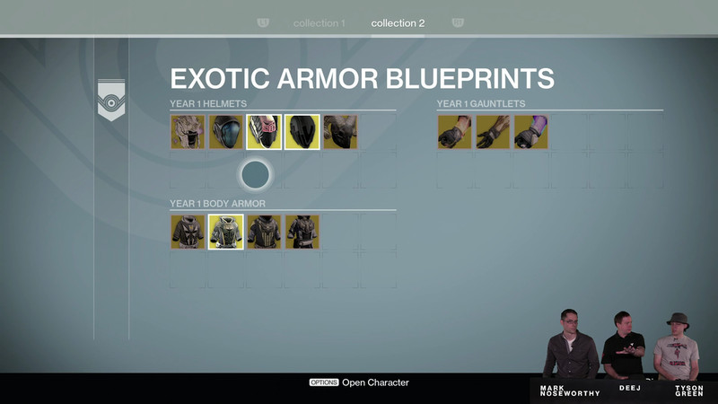 Destiny the taken king is changing how youll find and upgrade exotics arent the only thing you can upgrade in year two all new exotic and legendary weapons and armor can be infused allowing players to break down malvernweather Images