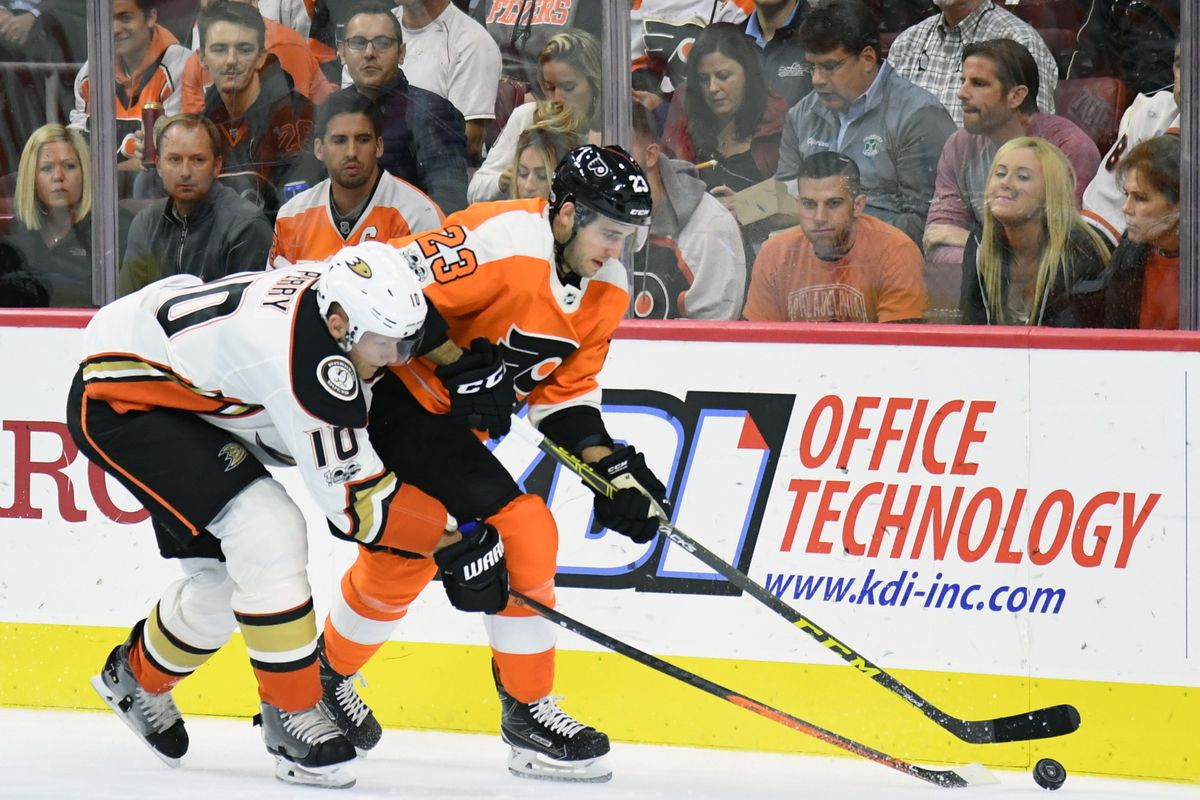 NHL: Anaheim Ducks at Philadelphia Flyers