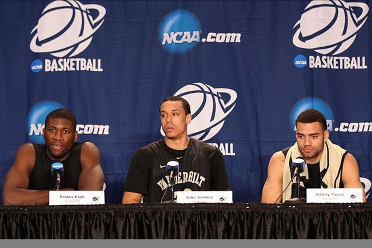 And Jeffery Taylor just stared into the middle distance for the entire 45 minutes of this interview, never blinking.
