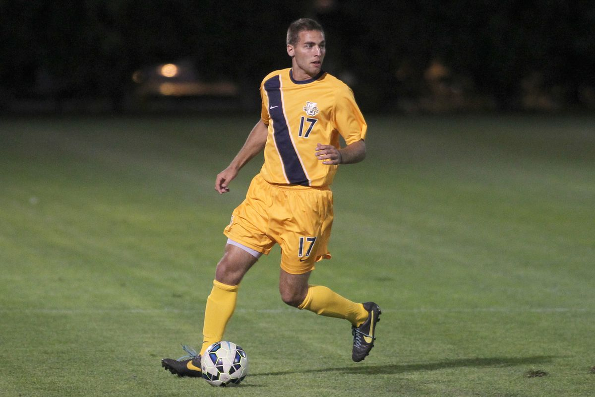 Junior Adam Hermsen returns to provide experience on Marquette's back line.
