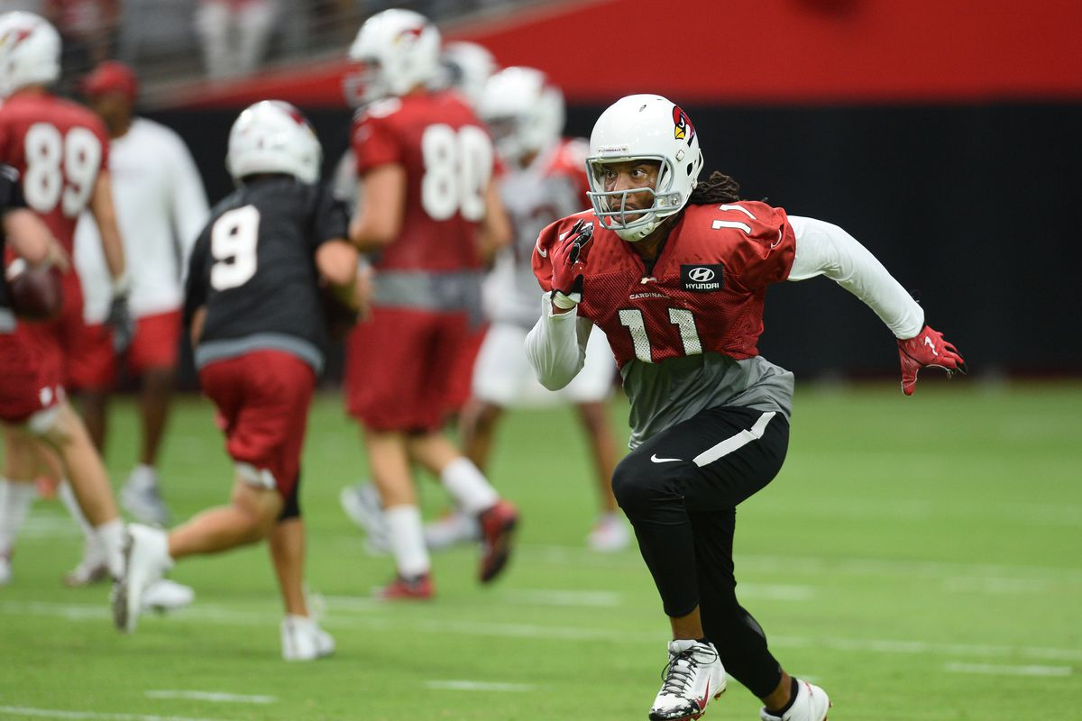 NFL: Arizona Cardinals-Training Camp