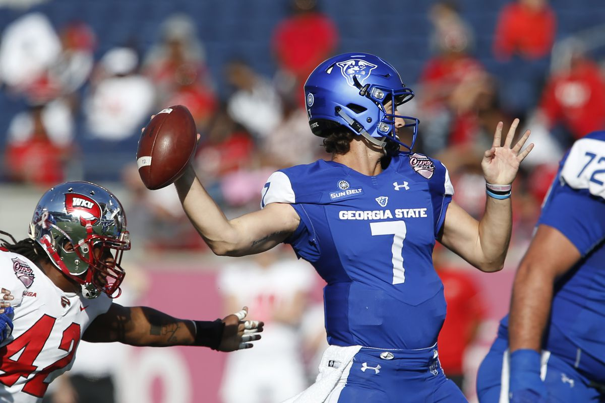 NCAA Football: Cure Bowl-Georgia State vs Western Kentucky