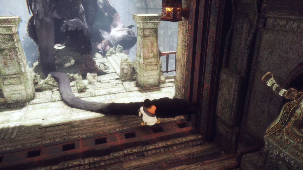 The Last Guardian walkthrough part 18: The trico fight - Polygon