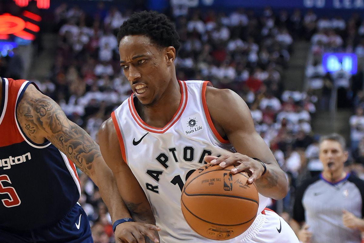 NBA: Playoffs-Washington Wizards at Toronto Raptors