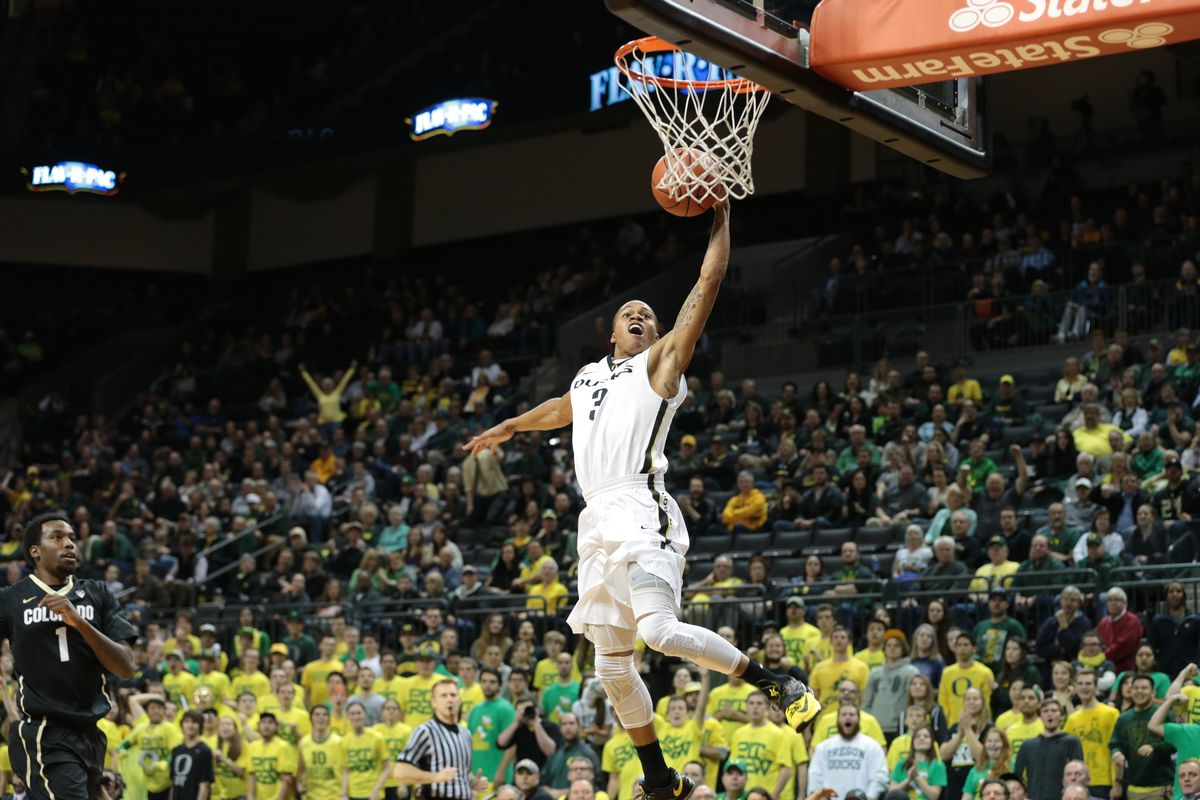 Utah takes on Pac-12 leading scorer Joseph Young and the Oregon Ducks today in Eugene.