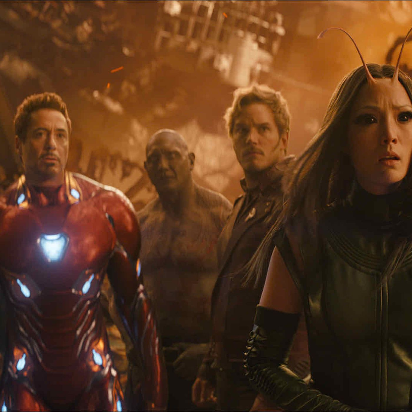 Avengers Infinity War Ending Incredibly Bold And A Little