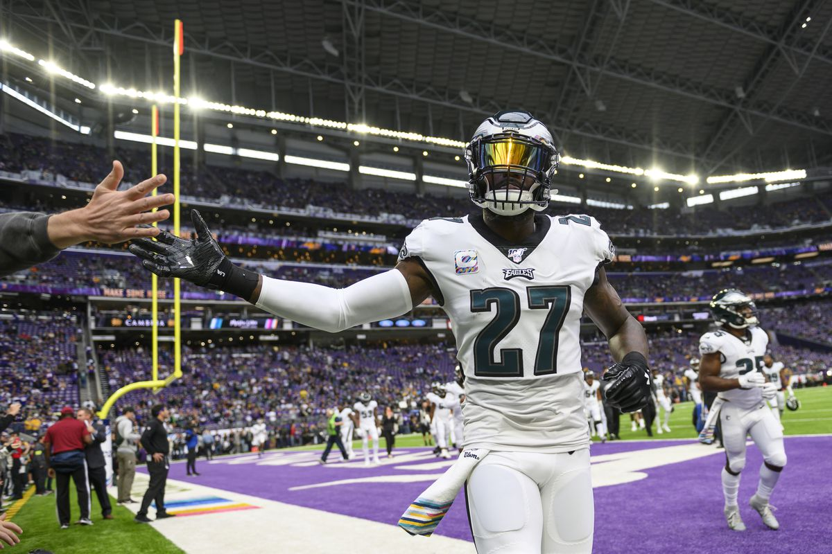 Malcolm Jenkins seemingly disagrees with Lane Johnson's comments on accountability