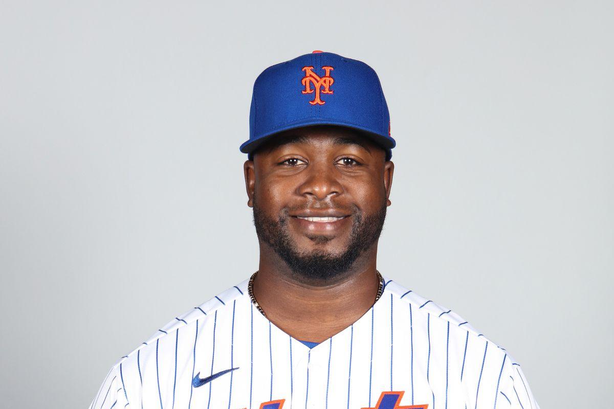 2021 New York Mets Photo Day