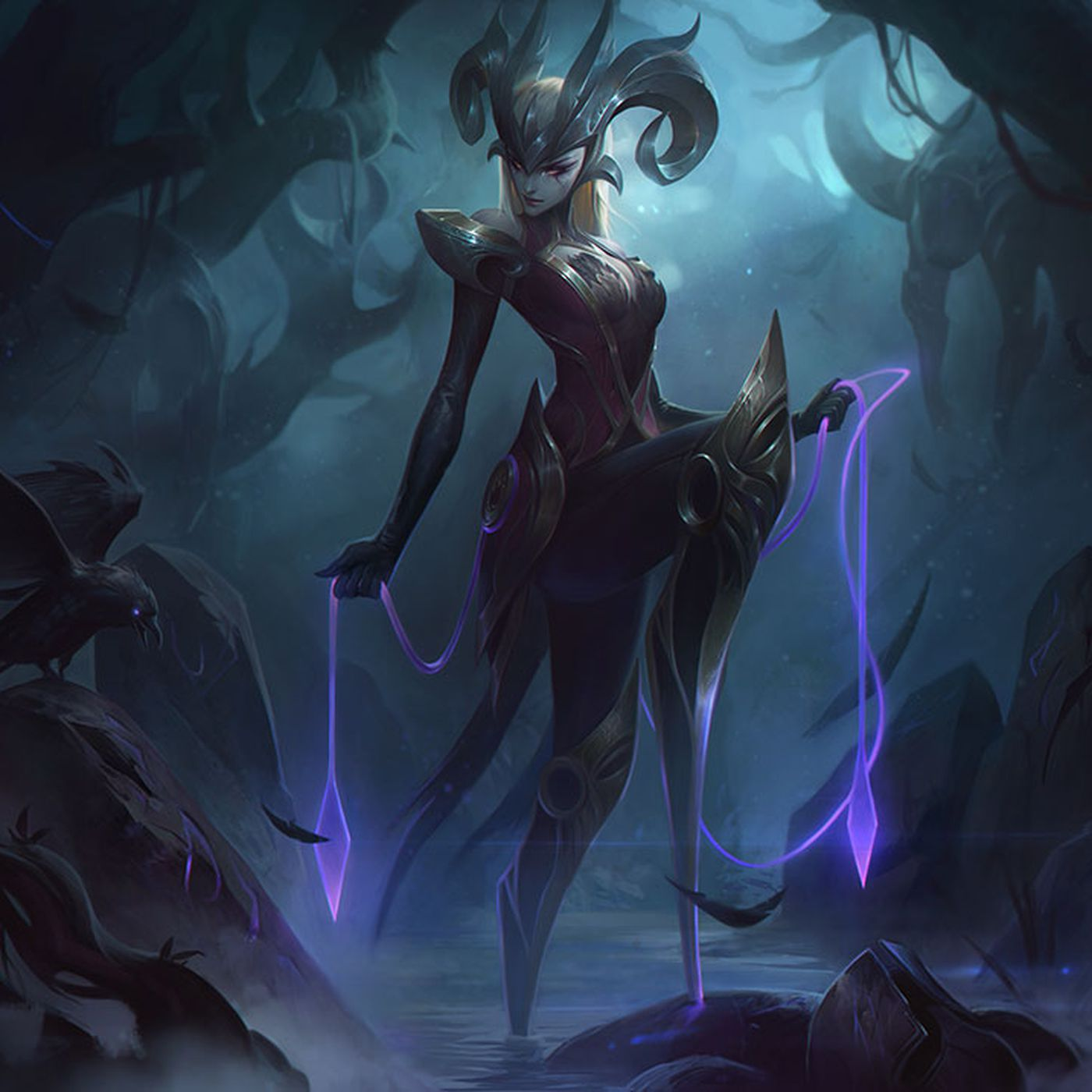 Lissandra And Camilles Coven Skins Are Bringing A Little Witchcraft