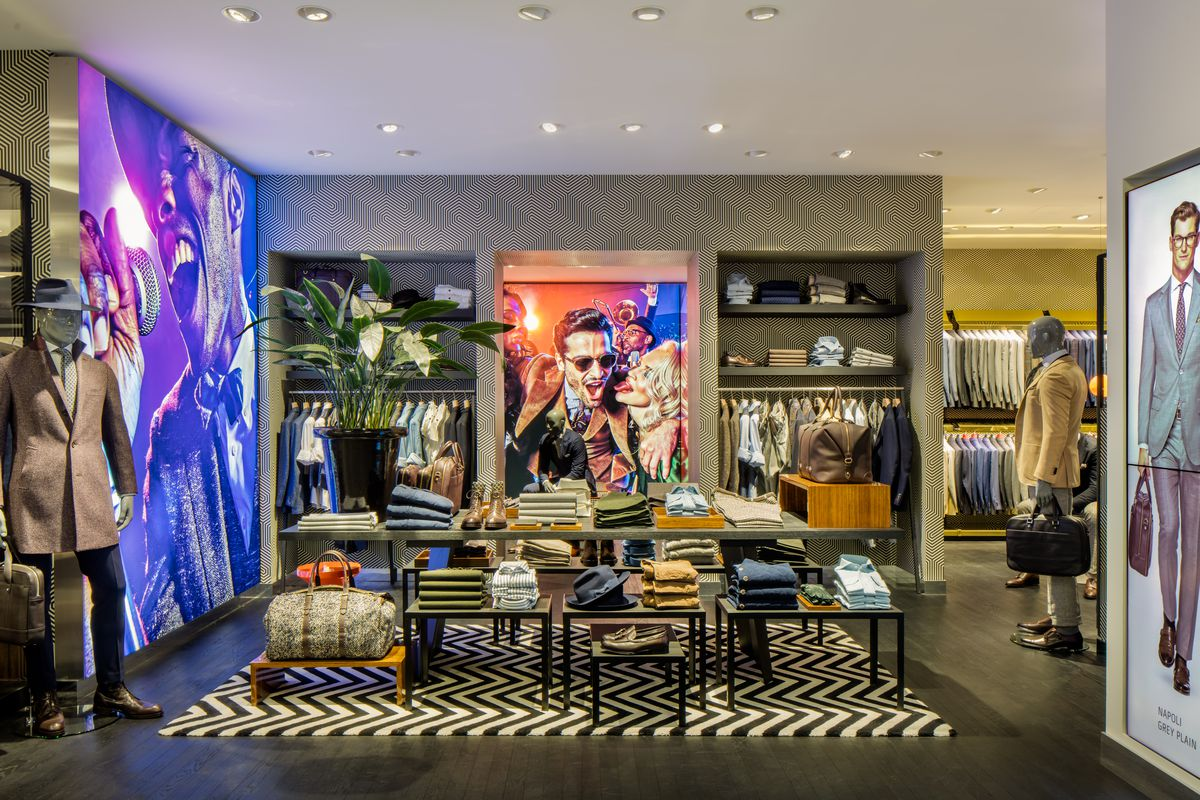 collection store suitsupply s first la menswear shop arrives in