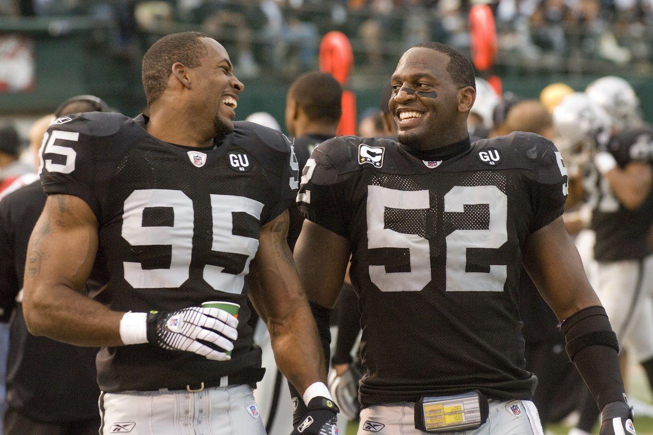 NFL: NOV 09 Panthers at Raiders