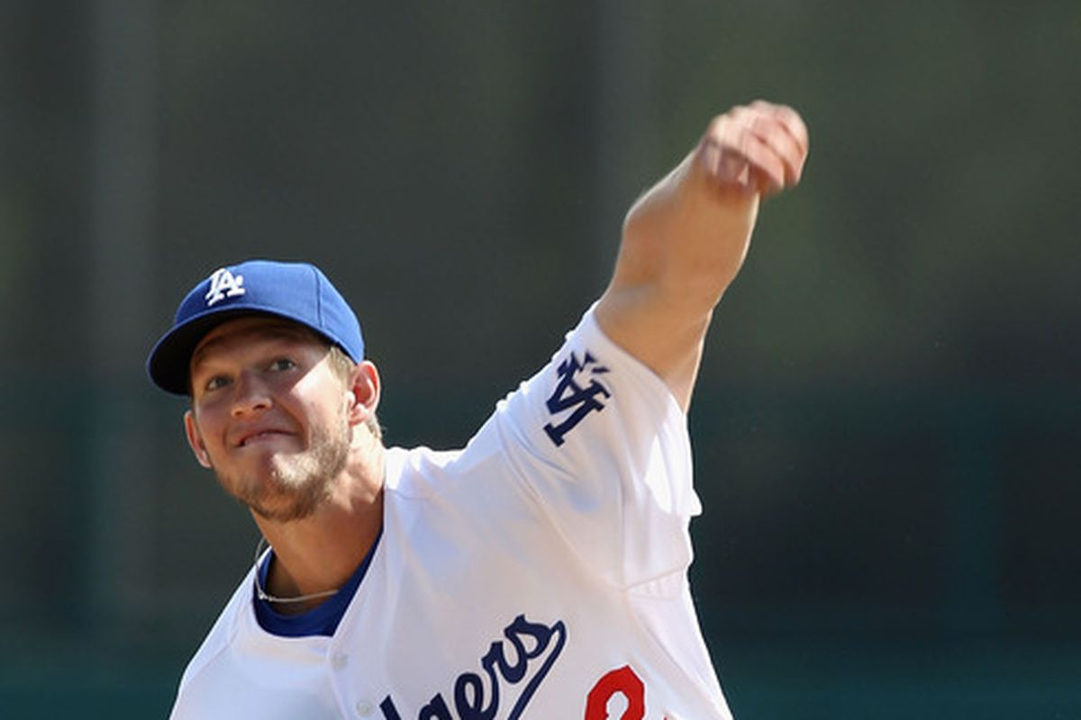 Clayton Kershaw has yet to allow an earned run this spring, in 11 1/3 innings.