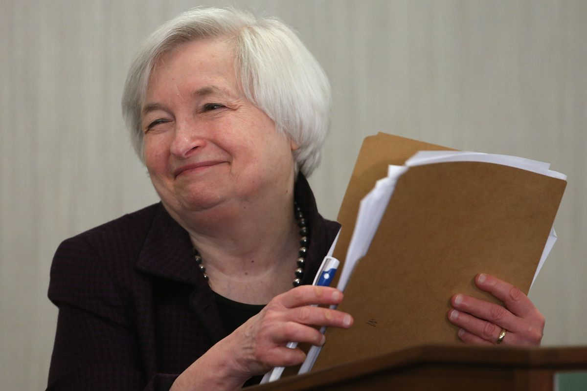 janet yellen - photo #22