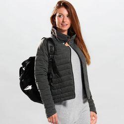 """<b>Lole</b> Celine Jacket, <a href=""""http://www.lolewomen.com/luw0176.html"""">$260</a> at Equinox"""