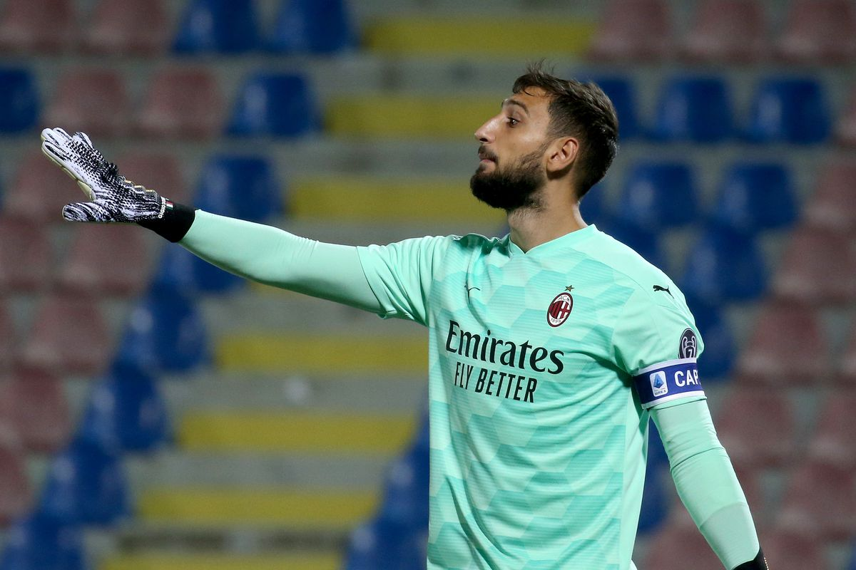Ac Milan Looking To Open Contract Renewal Talks For Star Goalkeeper Donnarumma The Ac Milan Offside