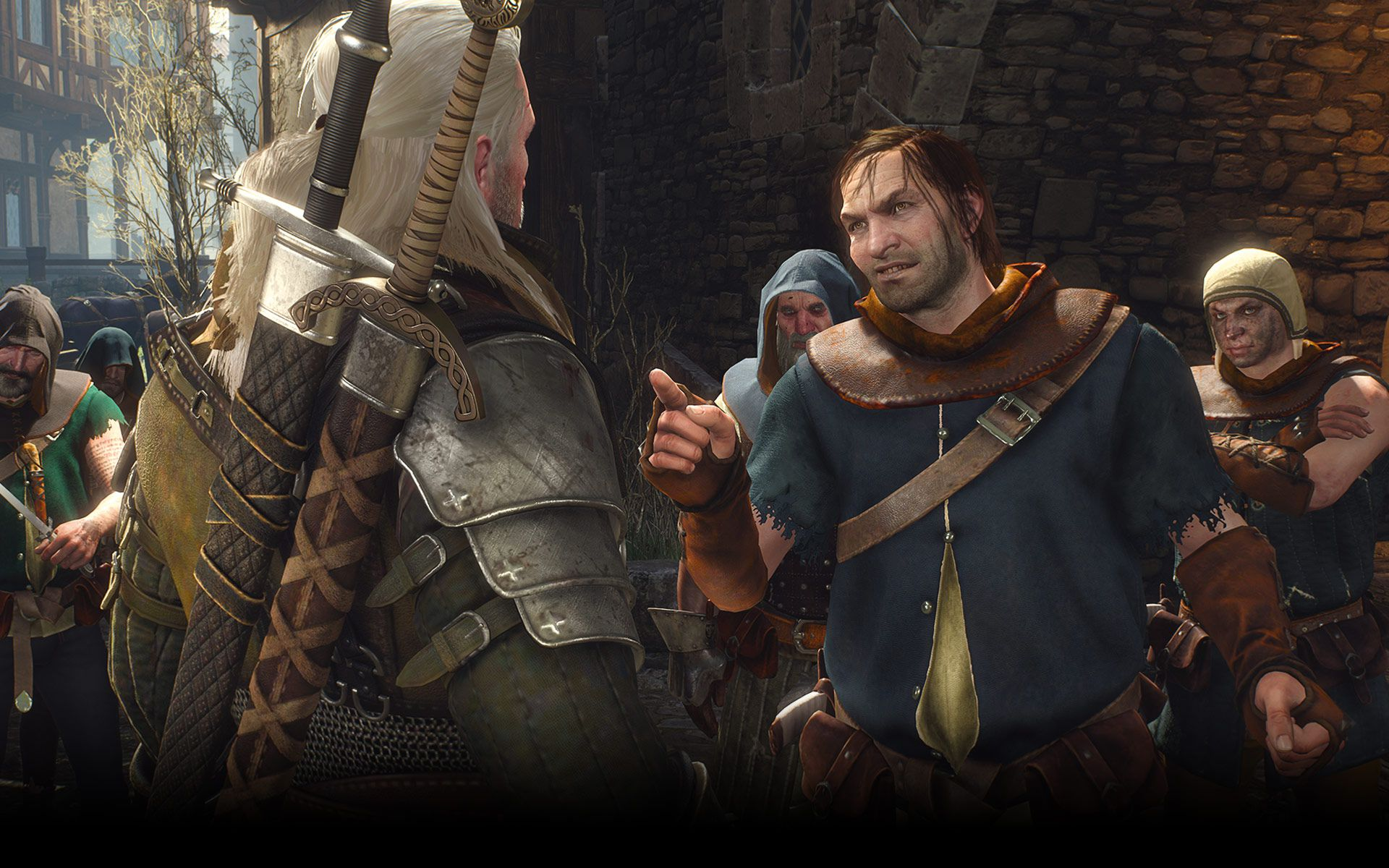 witcher people
