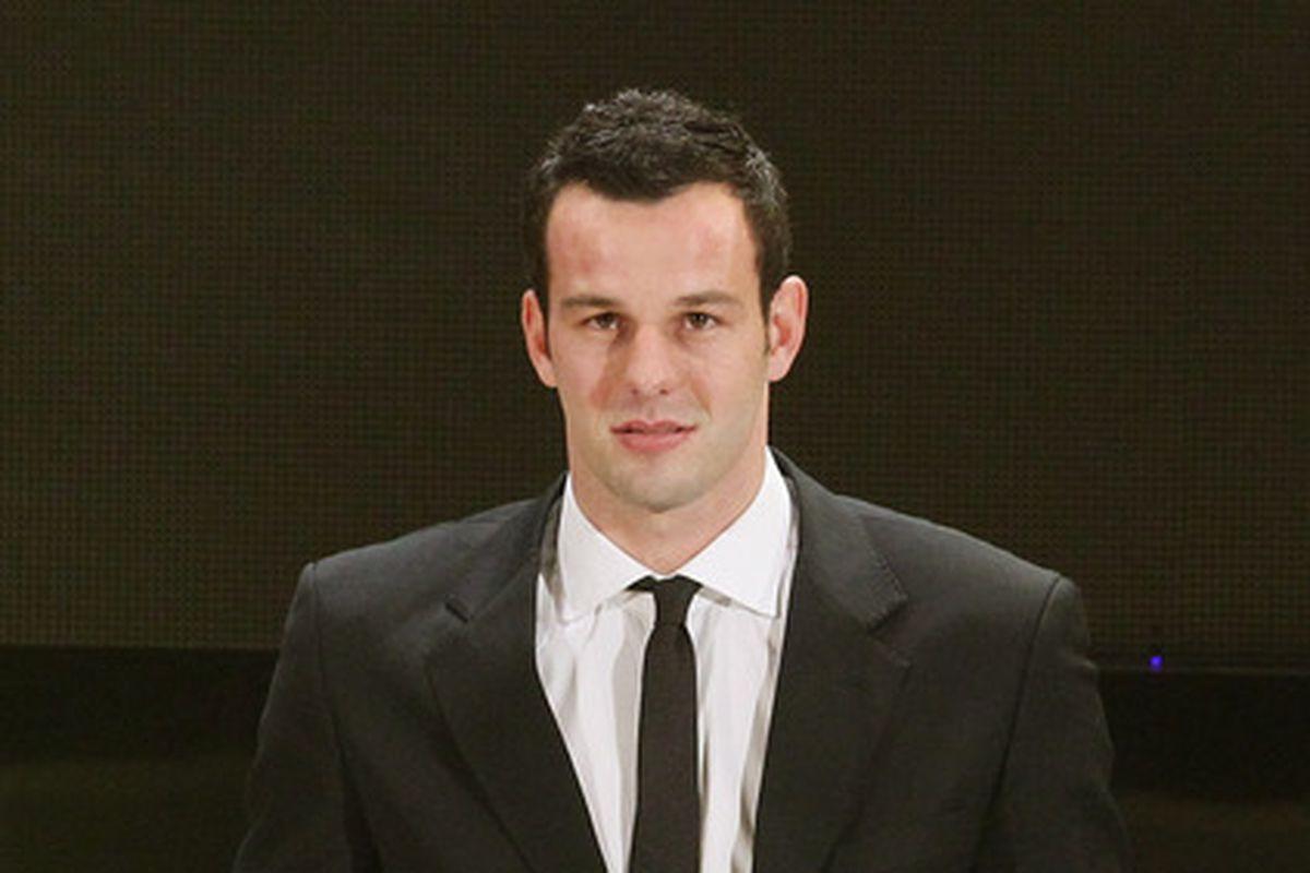 Winner - Samir Handanovic