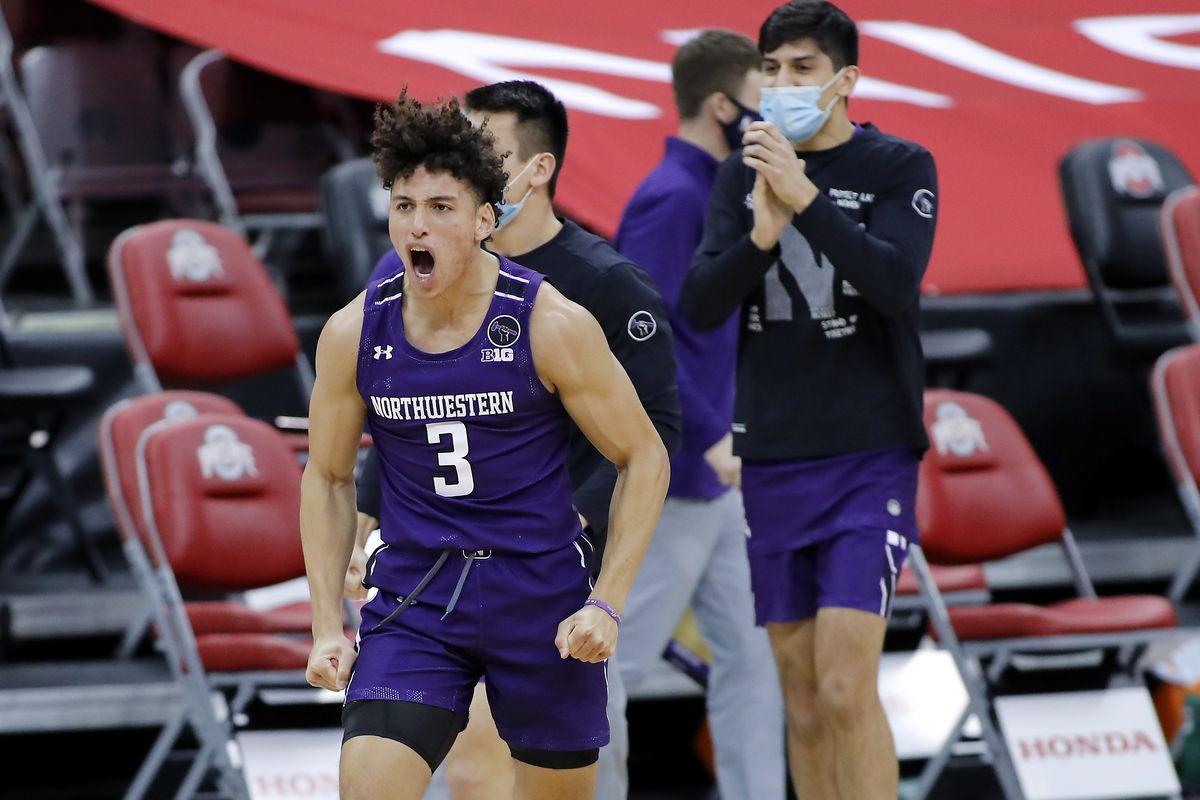 NCAA Basketball: Northwestern in Ohio State