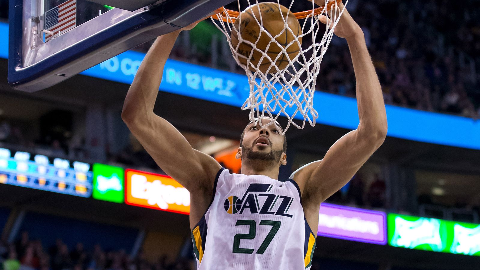 Rudy Gobert: The Best Center in the NBA - SLC Dunk