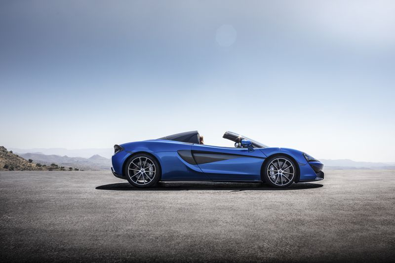 Mclaren S New Spider Is Its Most Attainable Supercar The