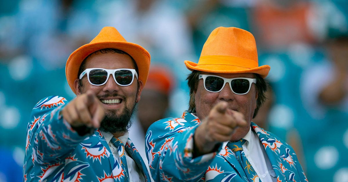 Dolphins two-point underdogs at home vs Falcons