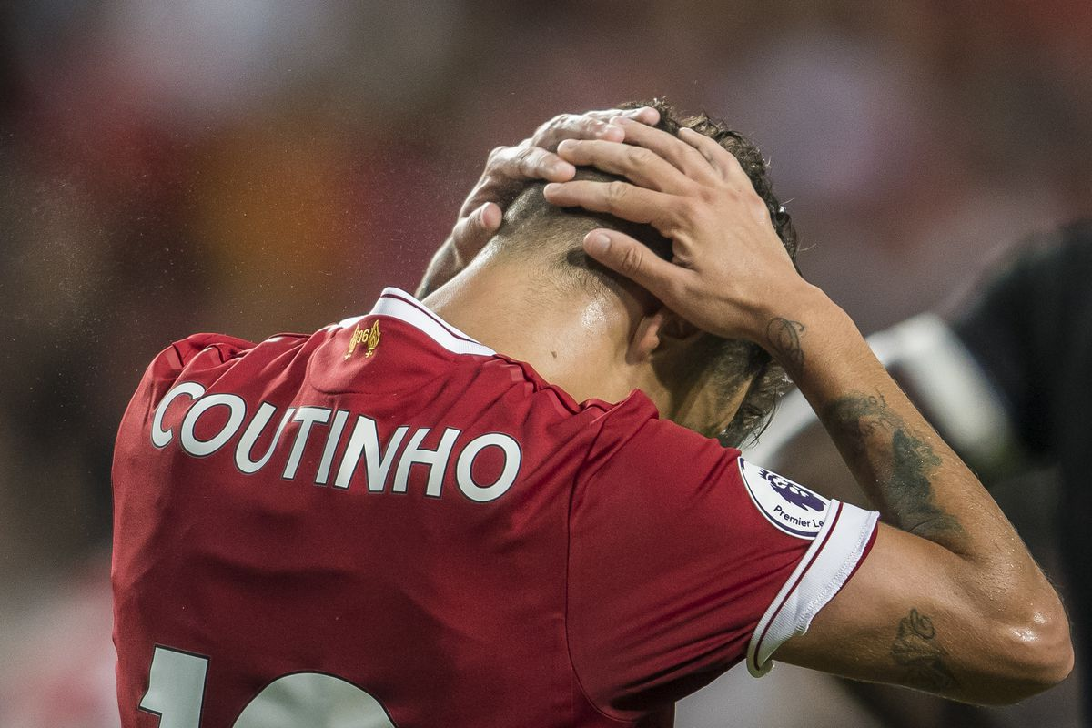 Coutinho should have showed some respect — Liverpool legend
