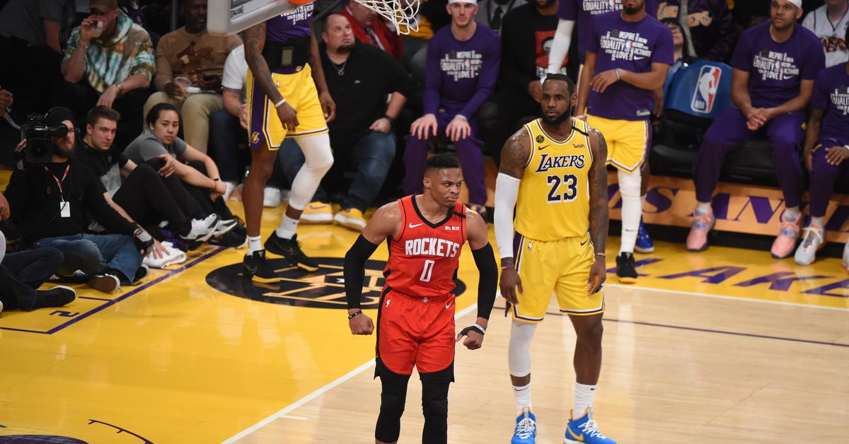 Lakers vs. Rockets Final Score: Houston stuns L.A. with ...