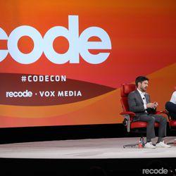 Jason Del Rey (Senior Correspondent, Commerce at Recode) and Anthony Noto (CEO, SoFi)