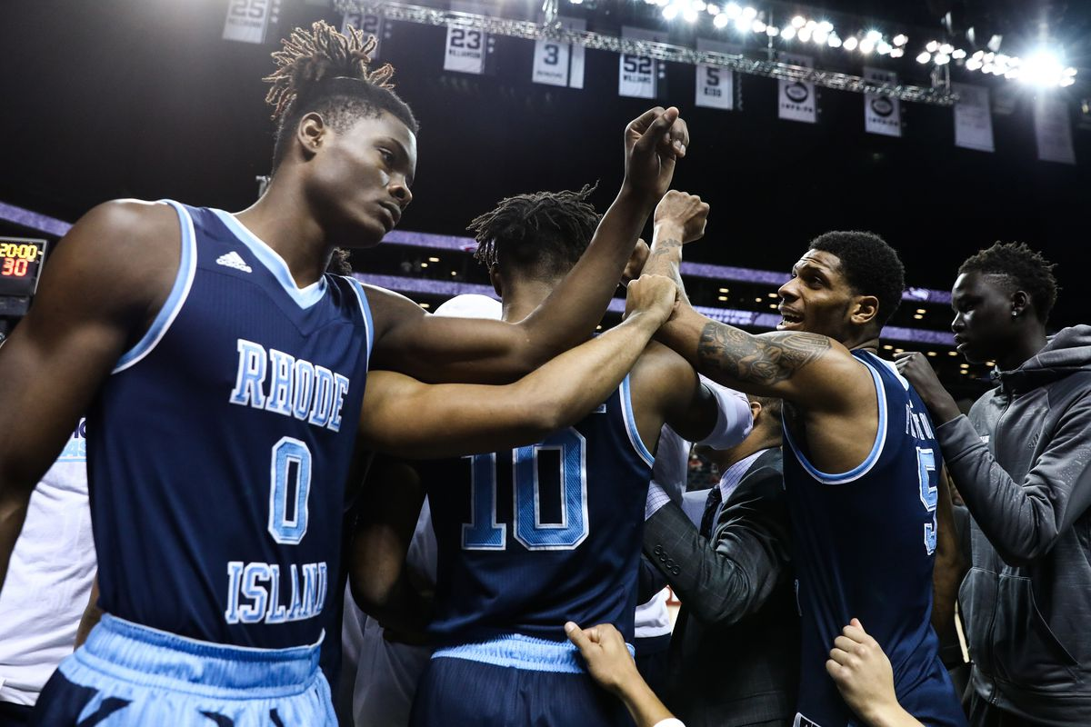 NCAA Basketball: Atlantic 10 Conference Tournament-Rhode Island vs. St. Bonaventure