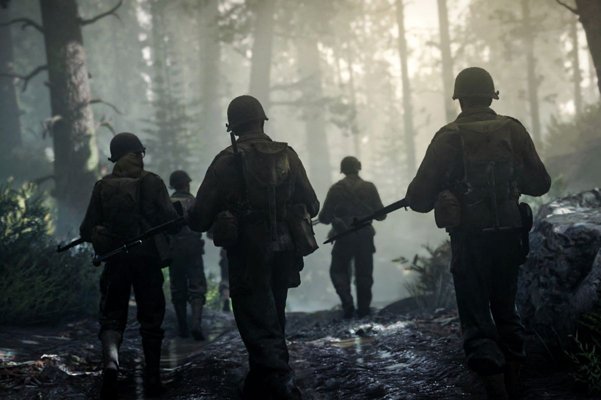This Year S Call Of Duty Racked Up 1b In Global Activision Says