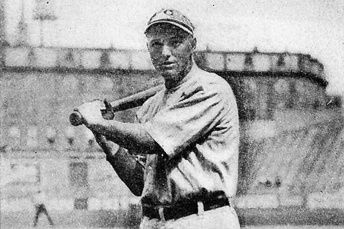 Pat Duncan played all 24 innings of the Reds' tripleheader