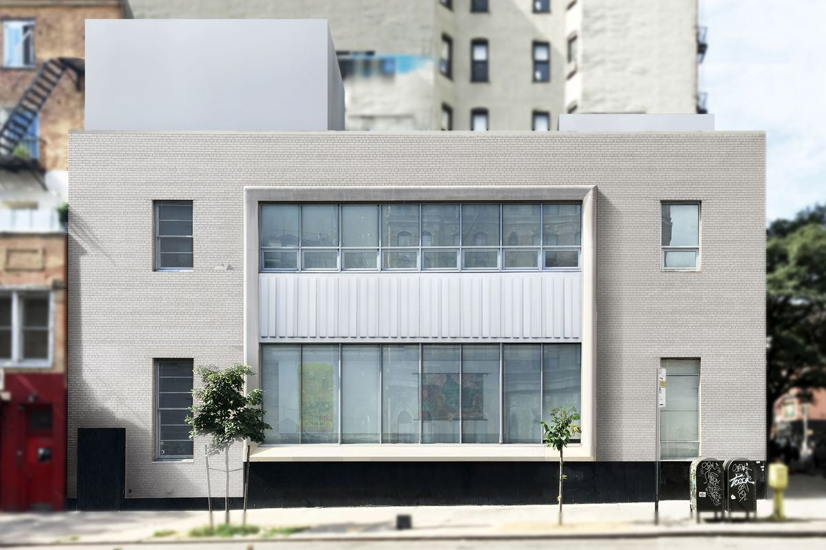 Swiss Institute\'s new Selldorf Architects-designed East Village HQ ...