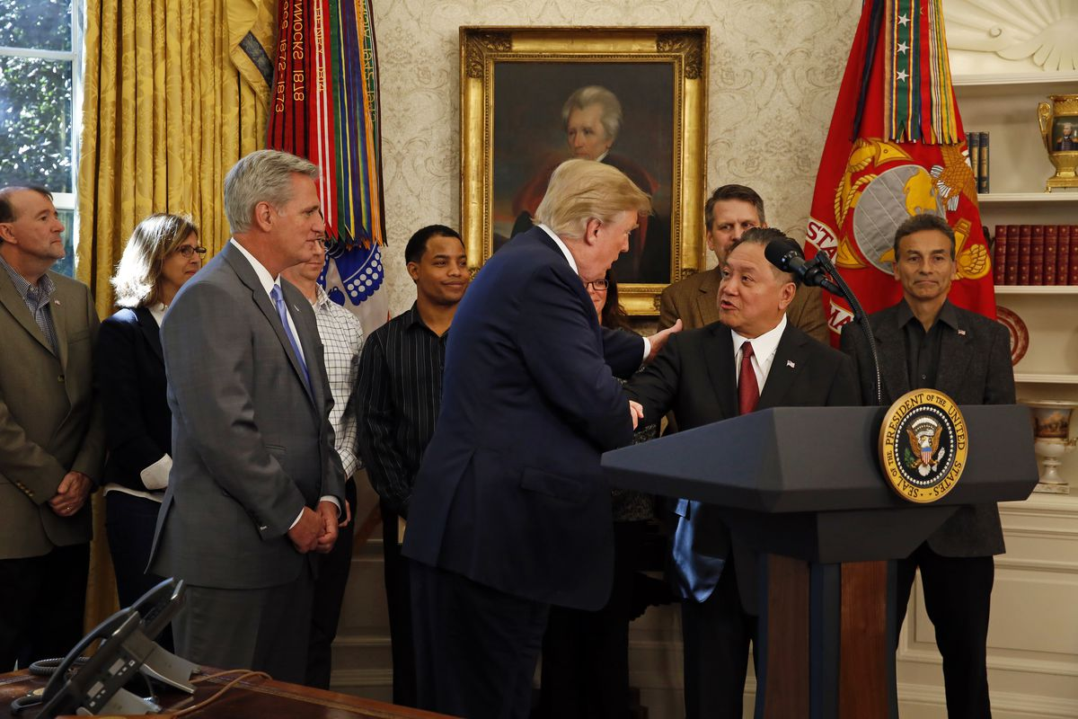The Broadcom-Qualcomm deal and Trump's decision to block it