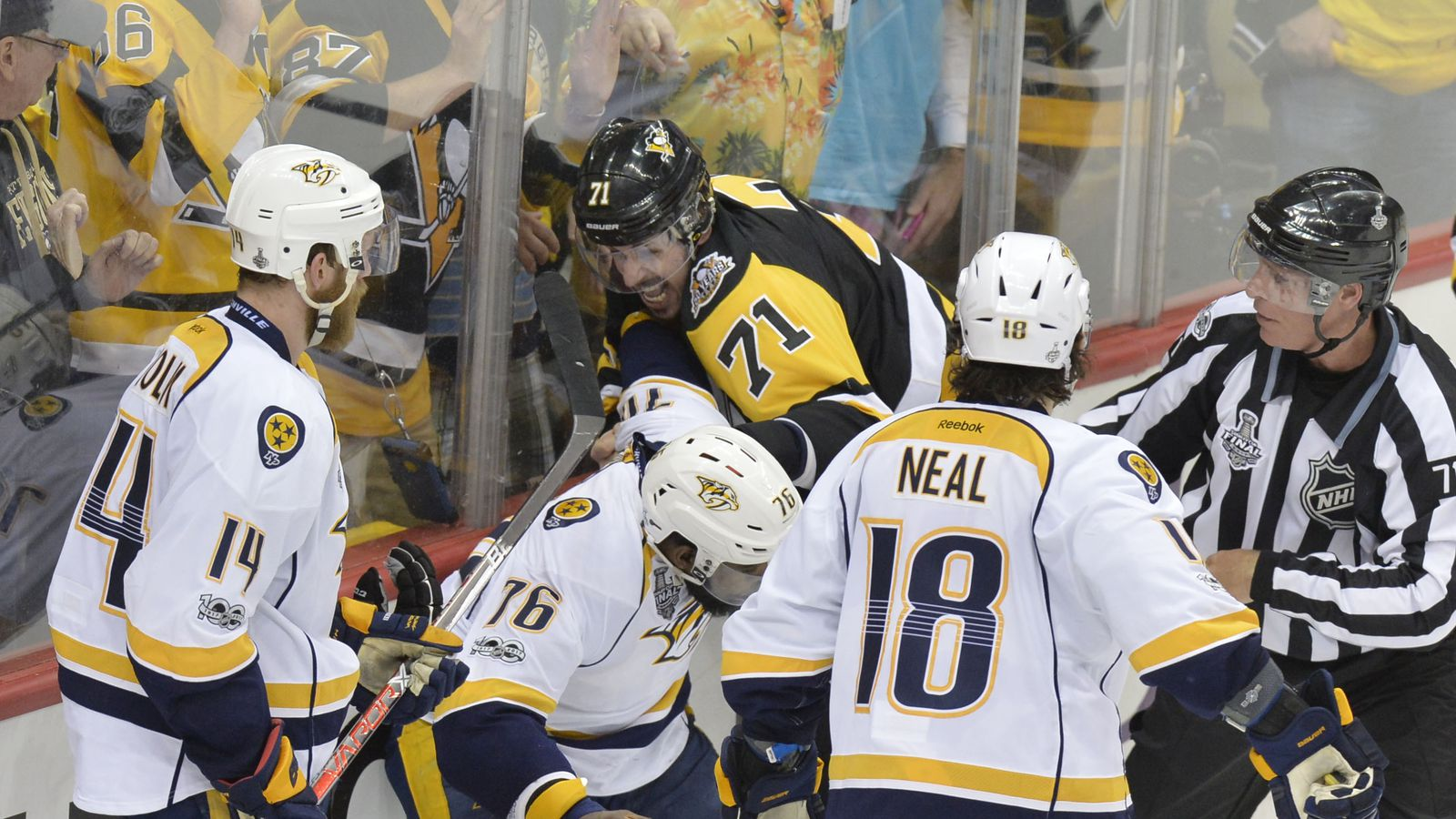 2017 Stanley Cup Final: Pittsburgh Penguins at Nashville Predators Game 3 Preview, How to Watch, Keys to Victory
