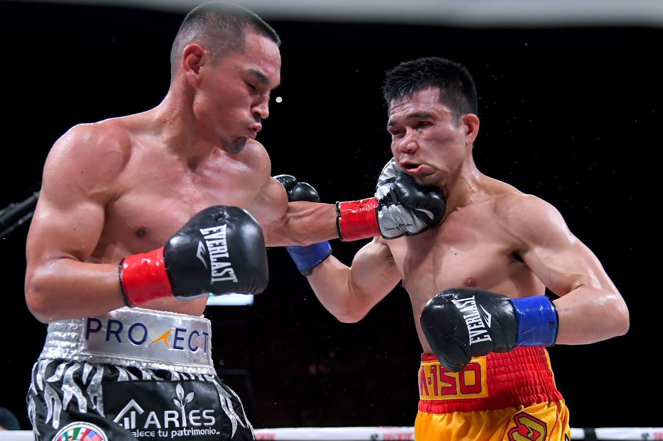 Estrada-Yafai in the works for December 14th