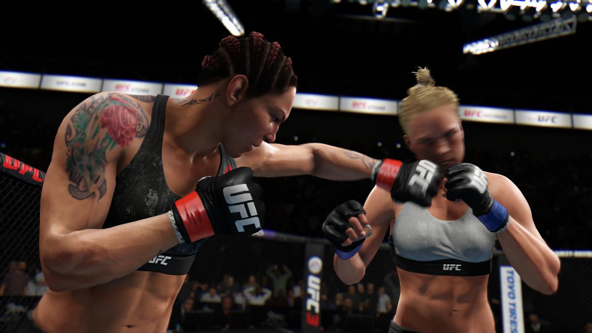 EA Sports UFC 3 review - Polygon
