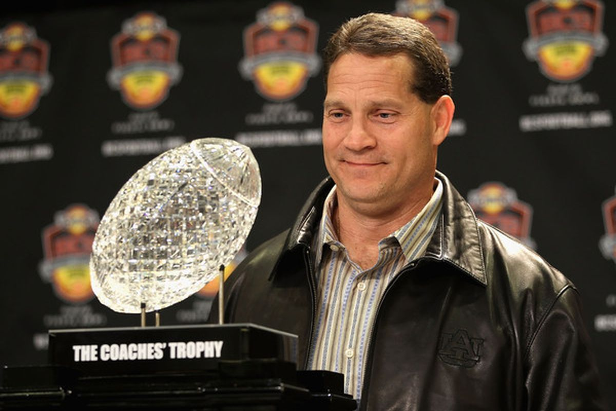 Will Chizik be gazing into the crystal ball again in 2011? NCAA Football 12 seems to think so.
