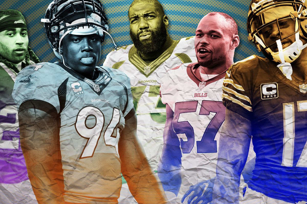 1f74c0196e9 The 13 Riskiest Free Agents in the NFL - The Ringer