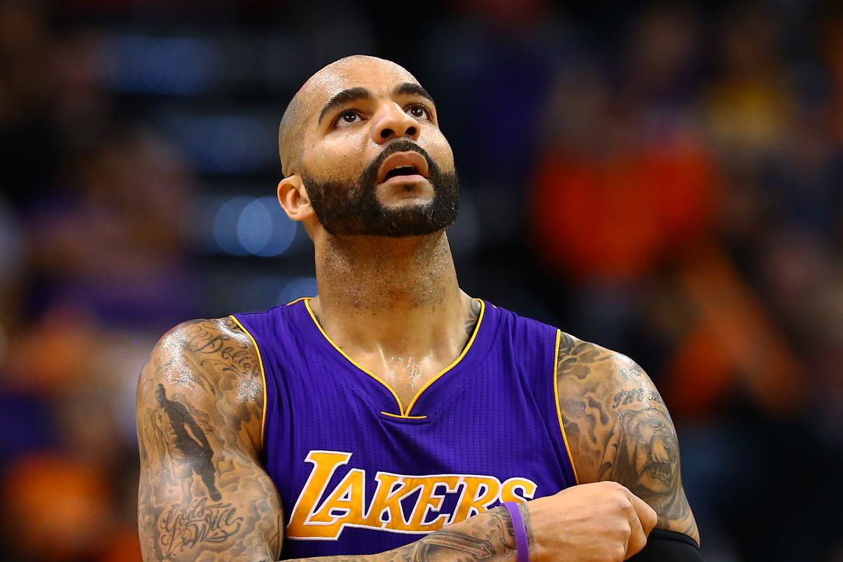 Lakers free agency Carlos Boozer s time with the Lakers is
