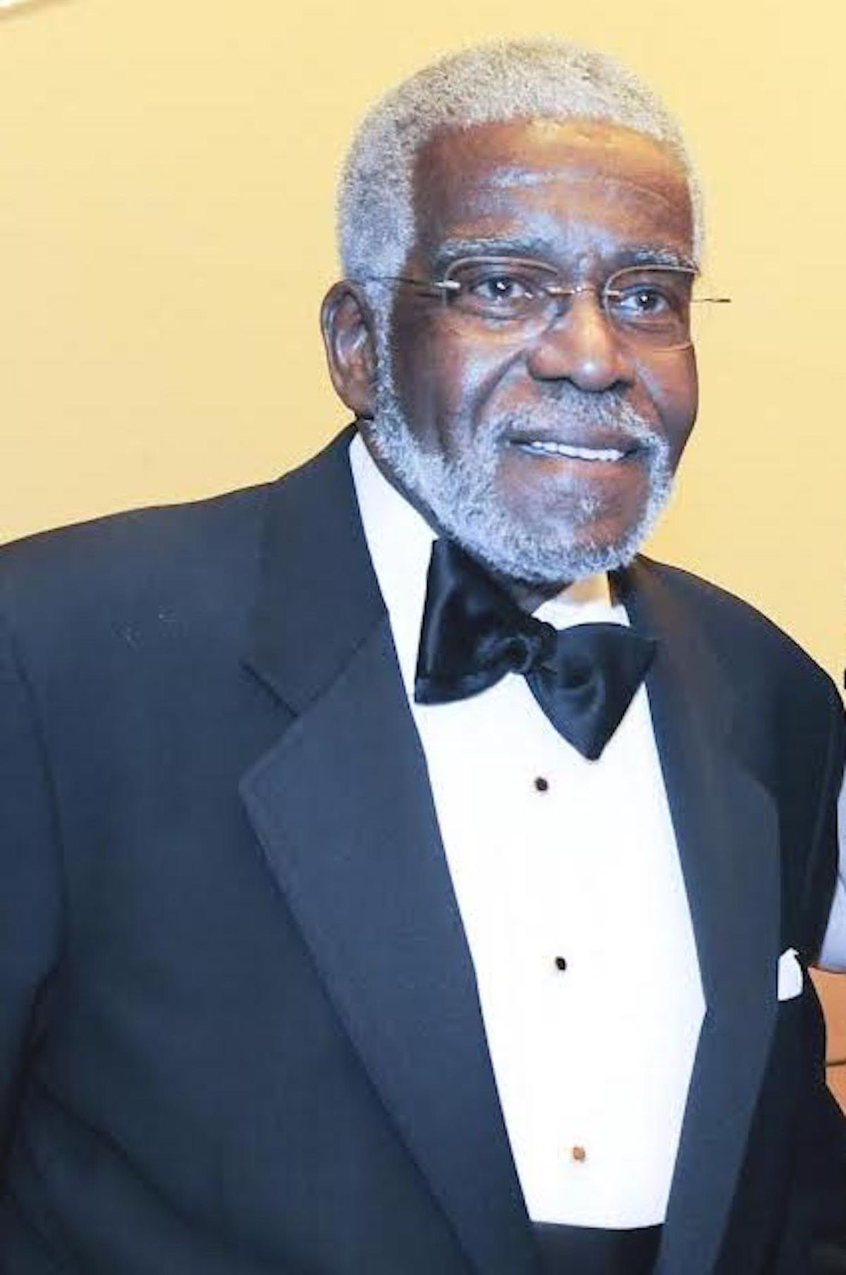 Walter McFall in 2010 at the annual conference of the Society of Women Engineers.