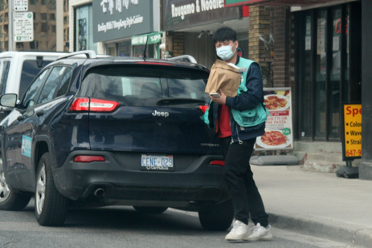 Daily Life During The Coronavirus Pandemic In Canada