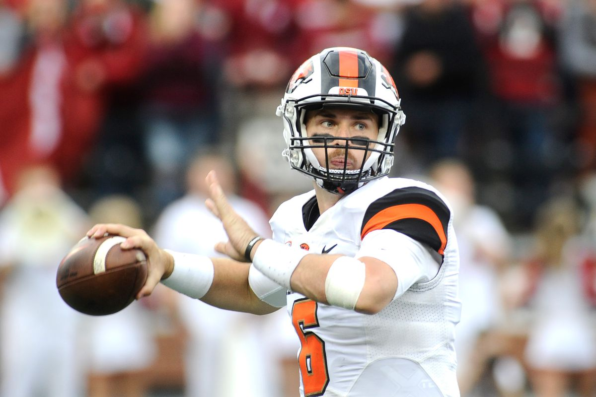 oregon state football quarterbacks preview 2018 building the dam